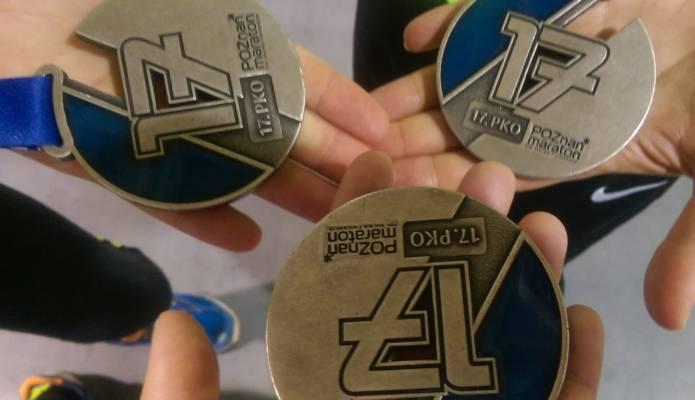 17. PKO Poznań Maraton 2016