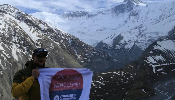 Adam Bielecki - Annapurna Polsped Expedition 2017